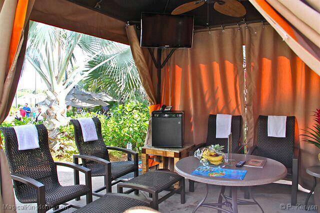 Disney S Polynesian Resort Private Cabanas Disney Blog