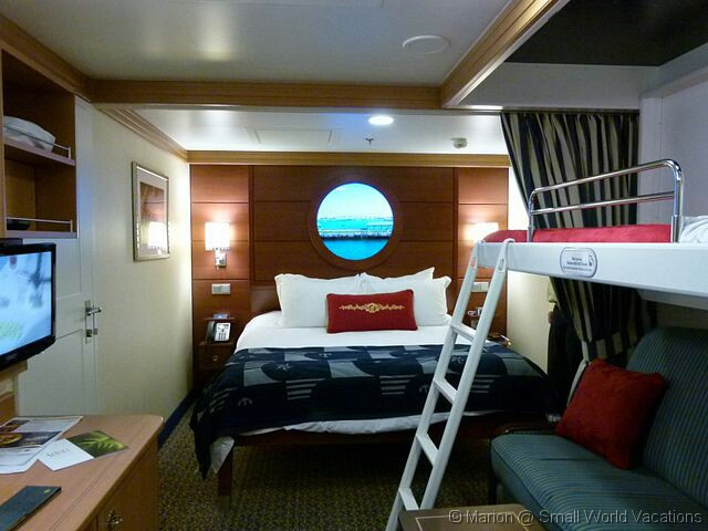 Choosing A Stateroom With Disney Cruise Line