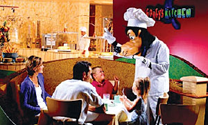 Kitchen on Goofy S Kitchen Is A    Tooned Up    Eatery Offering A Delicious All