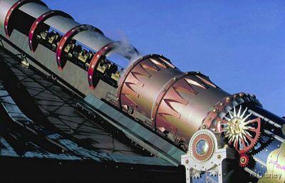 Space Mountain: Mission 2 Disneyland Paris