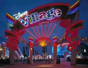 Disneyland Paris Disney Village