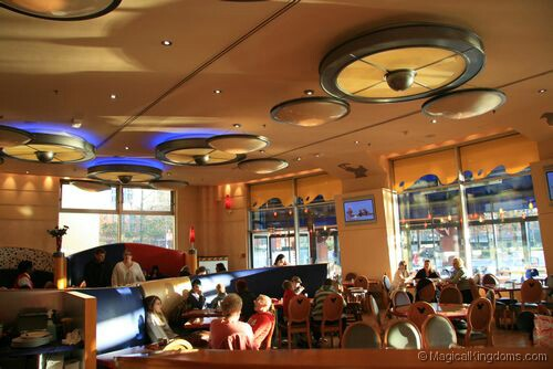 Cafe Mickey Review Disneyland Paris Disney Blog at Magical Kingdoms