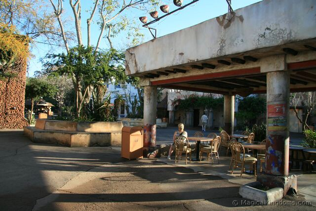 dawa bar animal kingdom africa walt disney world dining