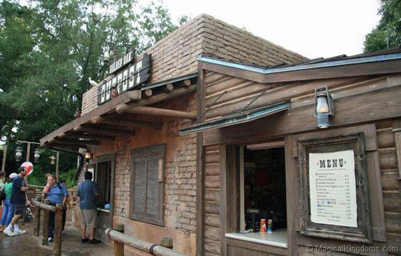 Golden Oak Outpost Menu At Walt Disney World Menus