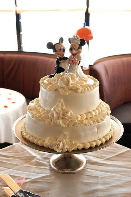 Disney Wedding Cakes - Disney Blog at Magical KingdomsDisney Blog at ...