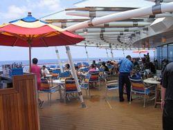 Disney Cruise Line Beach Blanket Buffet 98e07b0df
